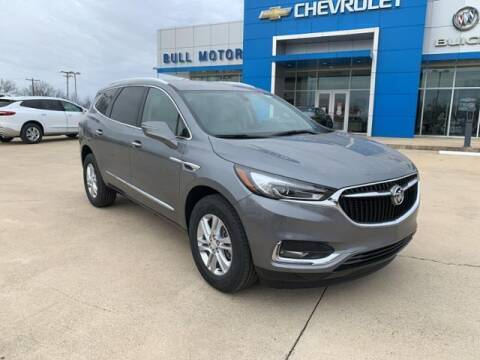2021 Buick Enclave for sale at BULL MOTOR COMPANY in Wynne AR