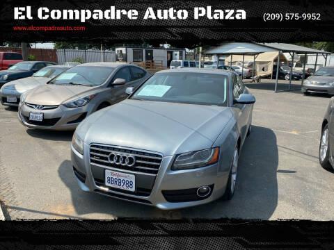 2010 Audi A5 for sale at El Compadre Auto Plaza in Modesto CA