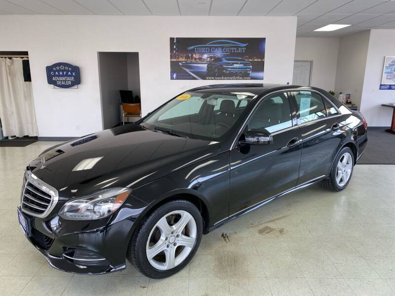 2016 Mercedes-Benz E-Class for sale at Used Car Outlet in Bloomington IL