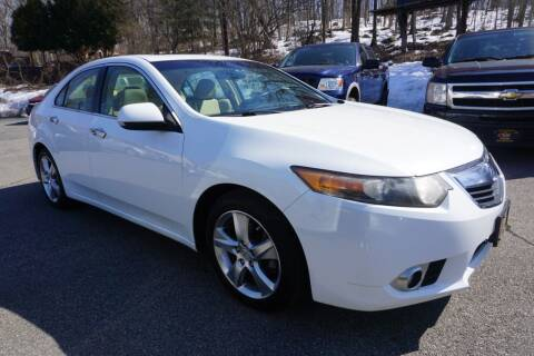 2012 Acura TSX for sale at Bloom Auto in Ledgewood NJ