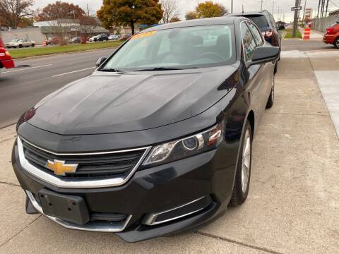 2015 Chevrolet Impala for sale at Matthew's Stop & Look Auto Sales in Detroit MI