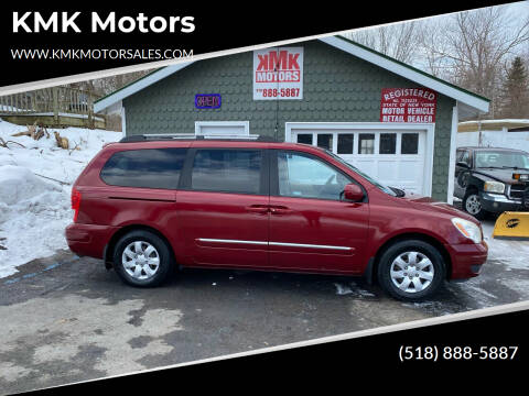 2008 Hyundai Entourage for sale at KMK Motors in Latham NY