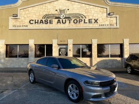 2018 Dodge Charger for sale at CHASE AUTOPLEX in Lancaster TX