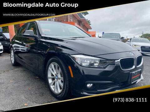 2016 BMW 3 Series for sale at Bloomingdale Auto Group - The Car House in Butler NJ