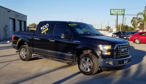 2015 Ford F-150 for sale at Budget Motors in Aransas Pass TX