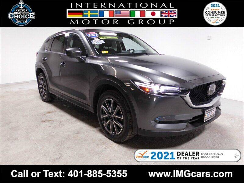2017 Mazda CX-5 for sale at International Motor Group in Warwick RI