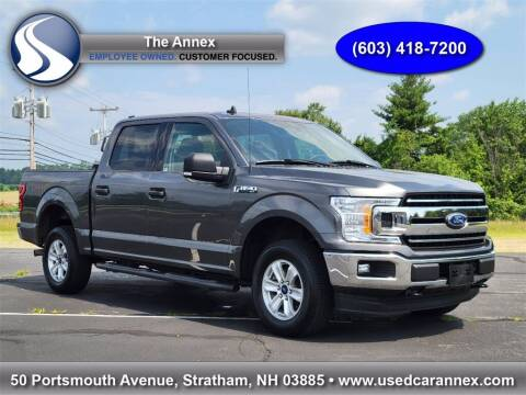 2019 Ford F-150 for sale at The Annex in Stratham NH