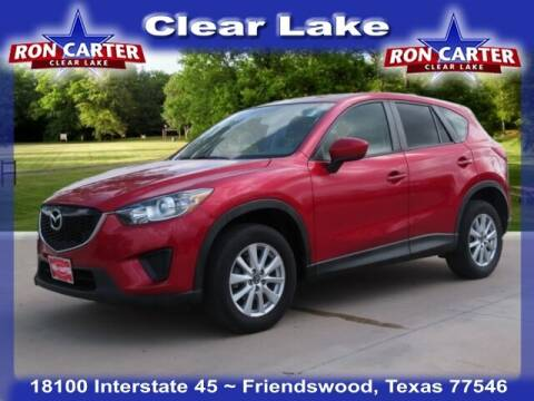 2014 Mazda CX-5 for sale at Ron Carter  Clear Lake Used Cars in Houston TX