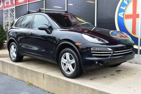 2014 Porsche Cayenne for sale at Alfa Romeo & Fiat of Strongsville in Strongsville OH