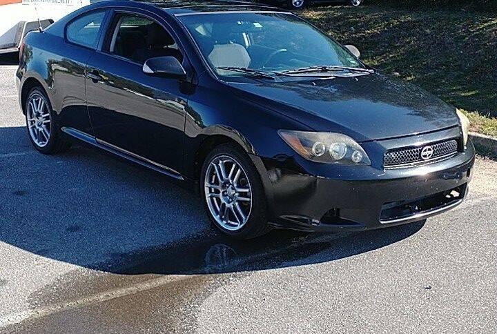 2005 Scion tC for sale at Nash's Auto Sales Used Car Dealer in Milton FL