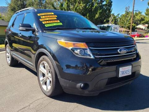 2013 Ford Explorer for sale at CAR CITY SALES in La Crescenta CA