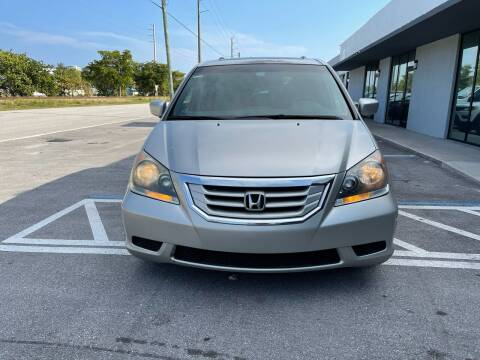 2008 Honda Odyssey for sale at UNITED AUTO BROKERS in Hollywood FL