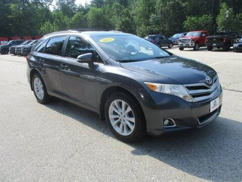 2013 Toyota Venza for sale at MC FARLAND FORD in Exeter NH