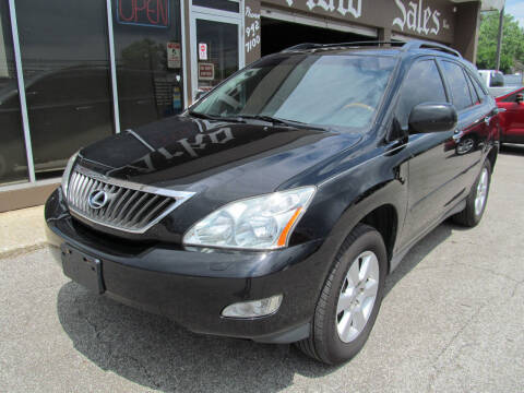 2008 Lexus RX 350 for sale at Arko Auto Sales in Eastlake OH
