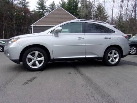 2010 Lexus RX 350 for sale at Mark's Discount Truck & Auto Sales in Londonderry NH