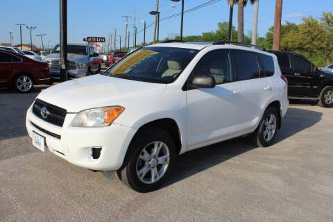 2012 Toyota RAV4 for sale at Flash Auto Sales in Garland TX