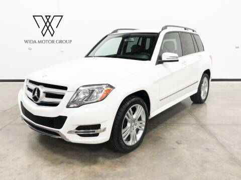 2015 Mercedes-Benz GLK for sale at Wida Motor Group in Bolingbrook IL