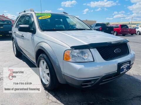 2005 Ford Freestyle for sale at Transportation Center Of Western New York in Niagara Falls NY
