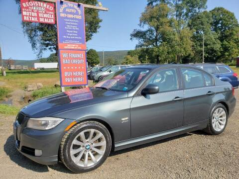 2011 BMW 3 Series for sale at Wahl to Wahl Auto in Cooperstown NY
