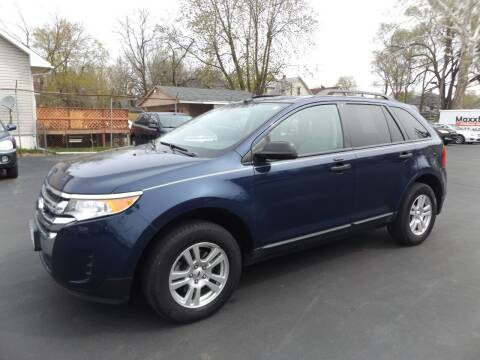 2012 Ford Edge for sale at Goodman Auto Sales in Lima OH