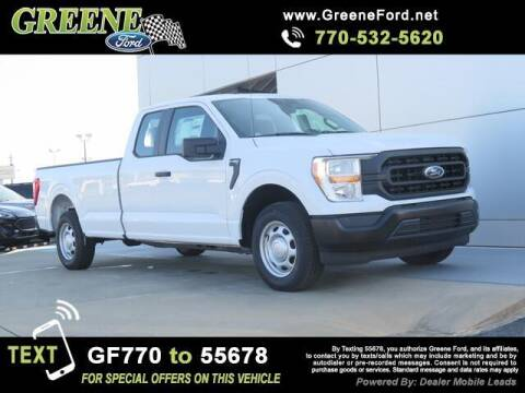 2021 Ford F-150 for sale at Nerd Motive, Inc. - NMI in Atlanta GA