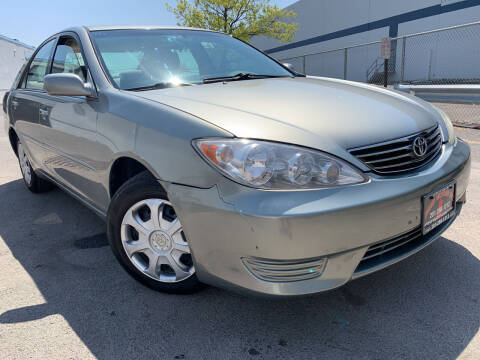 2006 Toyota Camry for sale at JerseyMotorsInc.com in Teterboro NJ