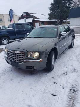 2010 Chrysler 300 for sale at WB Auto Sales LLC in Barnum MN