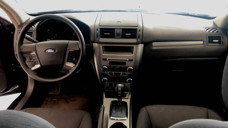 2011 Ford Fusion SE 4dr Sedan - Phillipston MA