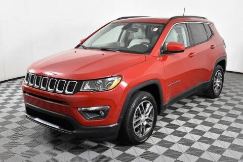 2018 Jeep Compass for sale at Southern Auto Solutions-Jim Ellis Volkswagen Atlan in Marietta GA