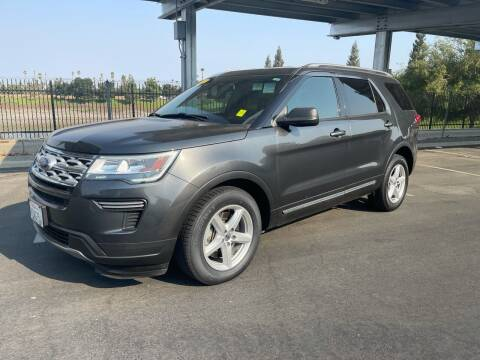 2018 Ford Explorer for sale at Autodealz of Fresno in Fresno CA