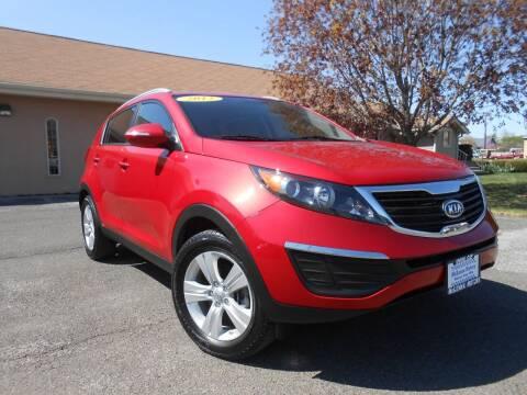 2012 Kia Sportage for sale at McKenna Motors in Union Gap WA
