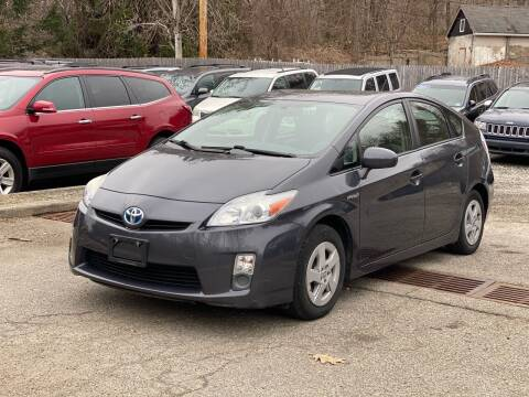 2010 Toyota Prius for sale at AMA Auto Sales LLC in Ringwood NJ