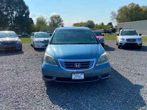 2010 Honda Odyssey for sale at US5 Auto Sales in Shippensburg PA