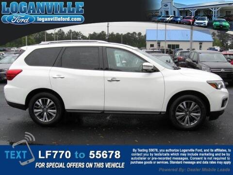 2020 Nissan Pathfinder for sale at Loganville Quick Lane and Tire Center in Loganville GA
