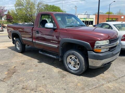 2002 Chevrolet Silverado 2500HD for sale at All American Autos in Kingsport TN