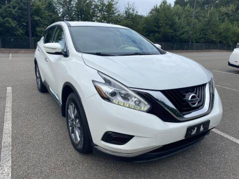 2015 Nissan Murano for sale at CU Carfinders in Norcross GA