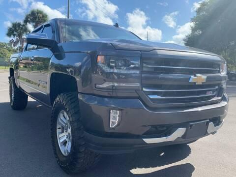 2016 Chevrolet Silverado 1500 for sale at Consumer Auto Credit in Tampa FL