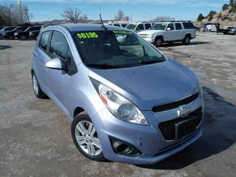 2014 Chevrolet Spark for sale at Canyon View Auto Sales in Cedar City UT