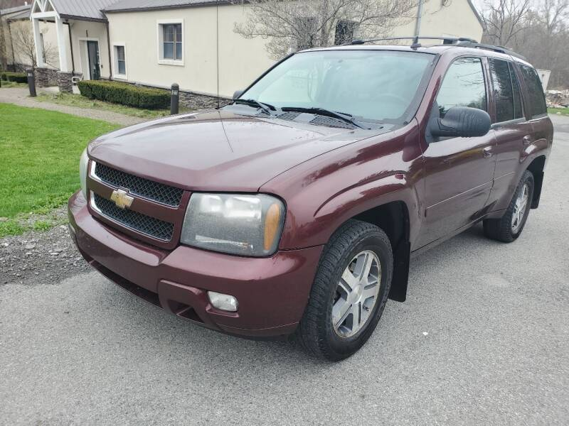 2007 Chevrolet TrailBlazer for sale at Wallet Wise Wheels in Montgomery NY