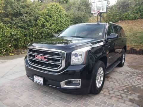 2015 GMC Yukon for sale at Best Quality Auto Sales in Sun Valley CA