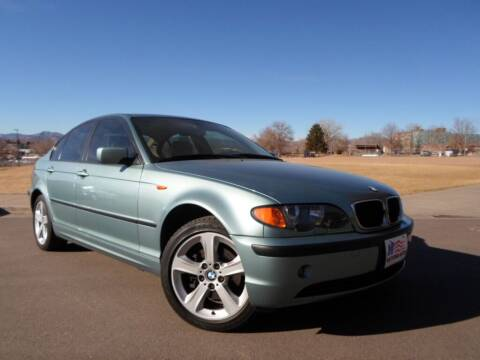 2004 BMW 3 Series for sale at Nations Auto in Lakewood CO
