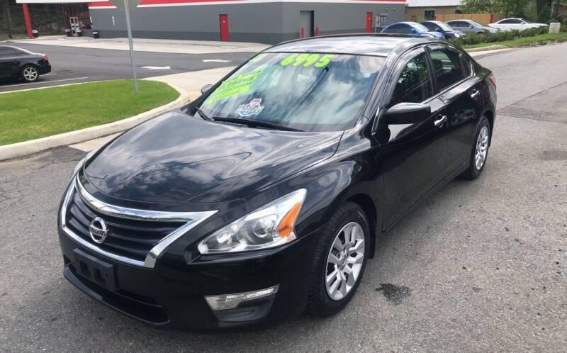 2013 Nissan Altima for sale at Washington Auto Repair in Washington NJ