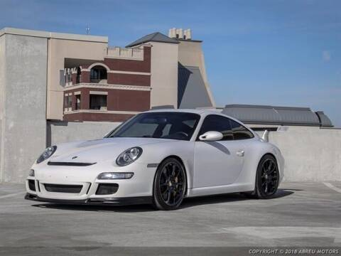2007 Porsche 911 for sale at Abreu Motors in Carmel IN