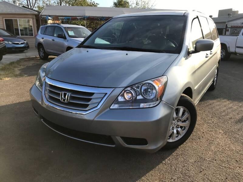 2010 Honda Odyssey for sale at Vtek Motorsports in El Cajon CA