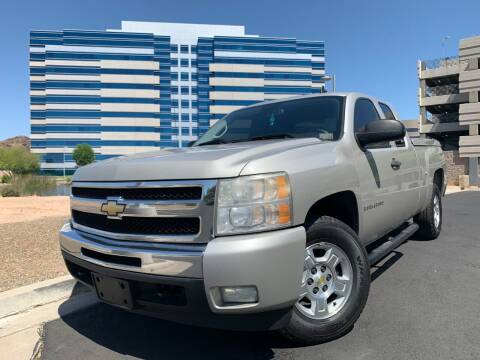 2009 Chevrolet Silverado 1500 for sale at Day & Night Truck Sales in Tempe AZ