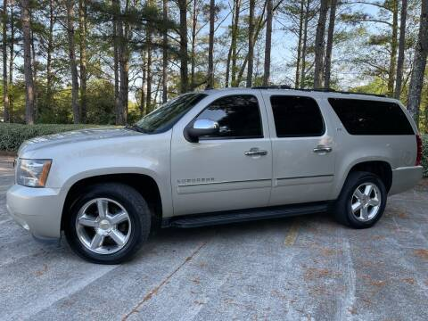 2013 Chevrolet Suburban for sale at Selective Imports in Woodstock GA