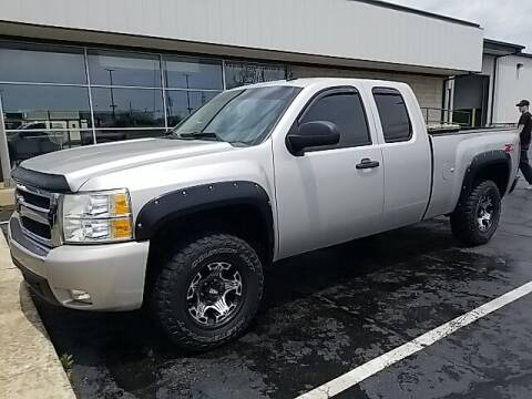 2008 Chevrolet Silverado 1500 for sale at MIG Chrysler Dodge Jeep Ram in Bellefontaine OH