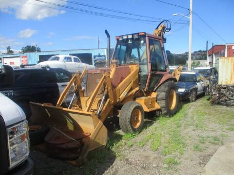 1993 580 SUPER K 580 SKCASE for sale at Lynch's Auto - Cycle - Truck Center - Trucks and Equipment in Brockton MA