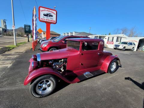 1928 Dodge Coupe for sale at Ford's Auto Sales in Kingsport TN