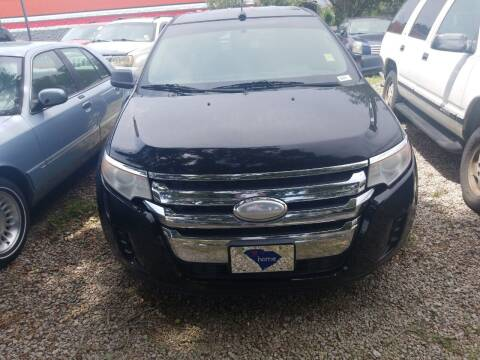 2011 Ford Edge for sale at Webb's Automotive Inc 11 in Morehead City NC